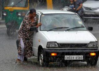 Weather of Punjab, Haryana