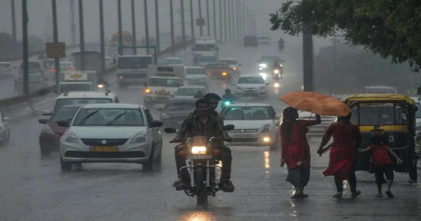 Weather In Northwest India