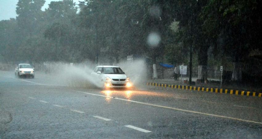 Low Pressure Area in Bay of Bengal
