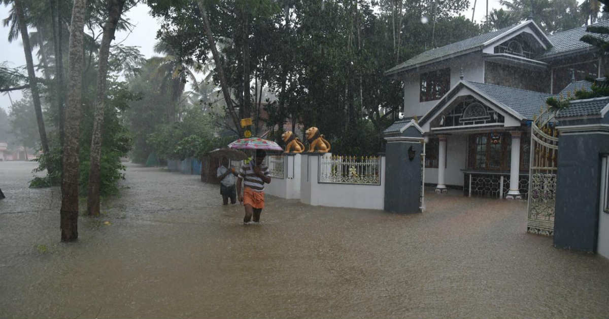 Kerala Rains and Flood