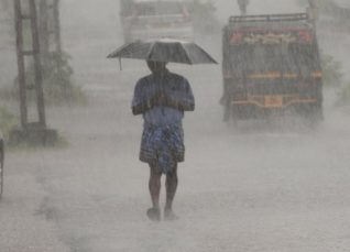 Kochi rain