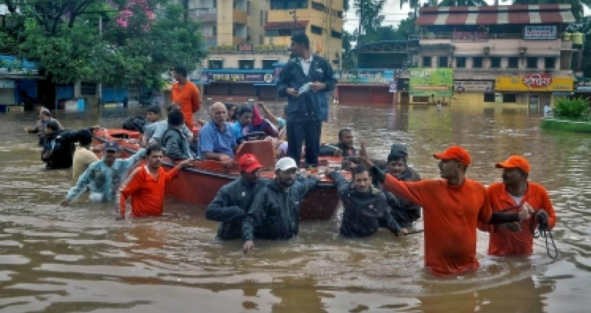 Kolhapur rains