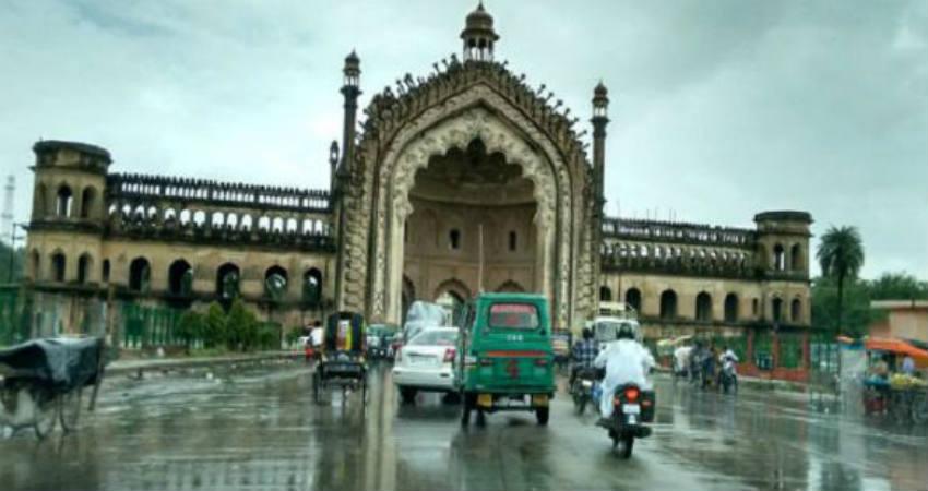 Lucknow Rains