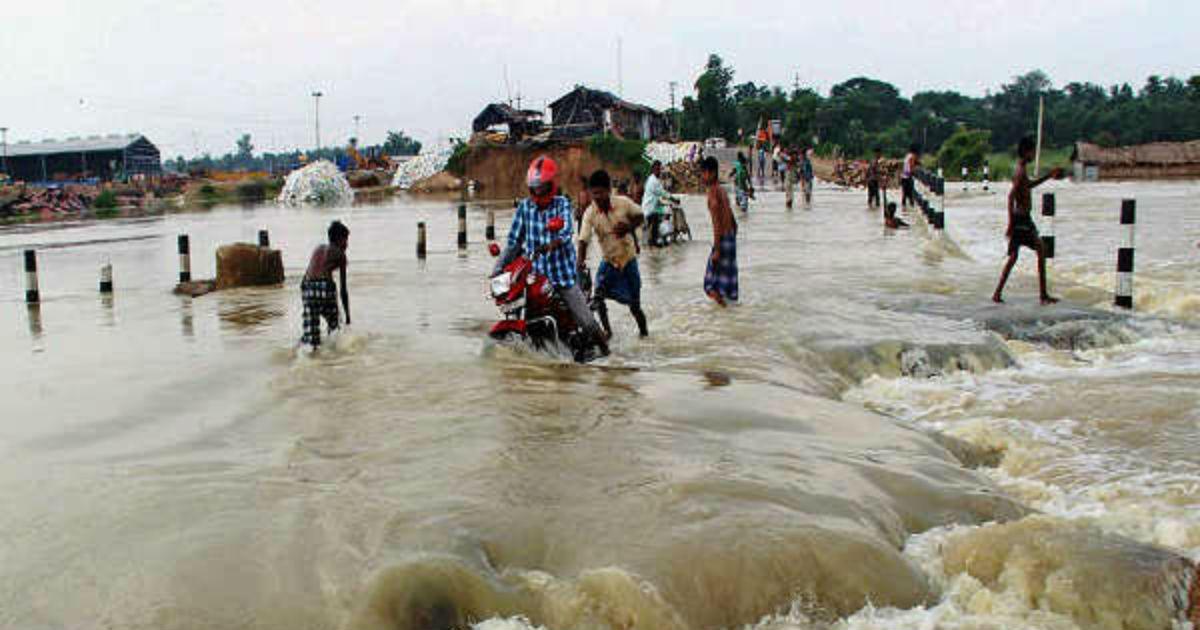 Madha Pradesh Heavy Rain--Satyodaya 1200