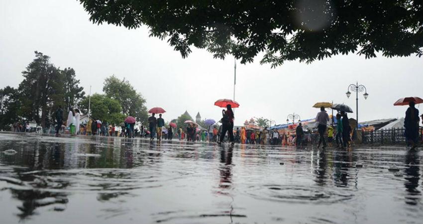 Mahabaleshwar rains