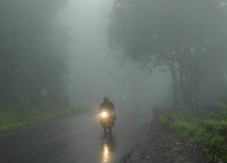 Monsoon arrived in Keral Irisholidays 1200