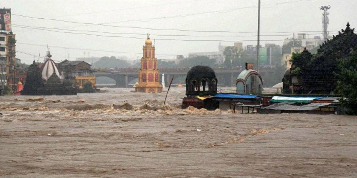 Nashik floods