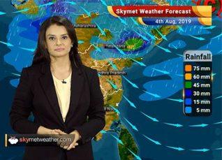 Weather Forecast Aug 4: Heavy Monsoon rains to batter Mumbai, Pune, Nashik and Gwalior