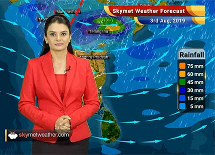 Weather Forecast Aug 3: Jaipur, Kota, Ahmedabad, Surat, Mumbai and Nashik to see moderate rains with few heavy spells