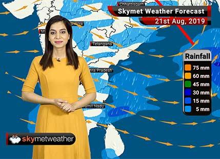 Weather Forecast Aug 23: Monsoon rains ahead for Delhi, Mumbai, Bengaluru, Kerala, Karnataka