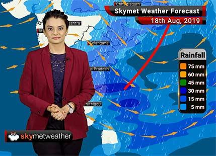 Weather Forecast Aug 18: Heavy rains in Himachal, East Uttar Pradesh, Bihar and Jharkhand