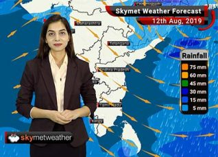 Weather Forecast Aug 12: Heavy rains in flood struck Kerala and Southwest Uttar Pradesh