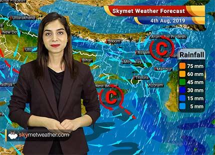 Weather Forecast Aug 4: Heavy Monsoon rains in Mumbai, Pune, Nashik and Gwalior