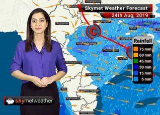 Weather Forecast Aug 24: Good rains ahead for Mumbai, Jabalpur, Ujjain, Bhopal, Indore