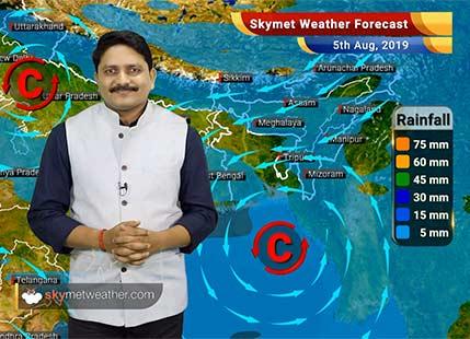 Weather Forecast Aug 5: Mumbai rains to decrease while rainy day likely for Delhi, Kolkata and Lucknow