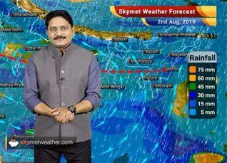Weather Forecast Aug 2: Heavy rain in Rajasthan and Madhya Pradesh, Monsoon to revive in Uttar Pradesh