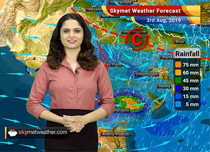 Weather Forecast for August 3: Moderate rains likely in Madhya Maharashtra, Mumbai and Vidarbha