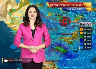 Weather Forecast for August 02: Rains to reduce in Vidarbha and Marathwada, Mumbai rains to continue