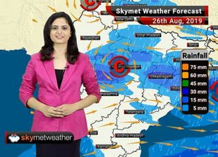 Weather Forecast for August 26: Light to moderate rain in Vidarbha, warm weather with light rain in Mumbai