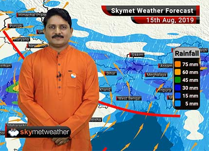 Weather Forecast Aug 15: Bhopal, Ujjain, Kota and Jaipur will be the rainiest spot on this Independence day