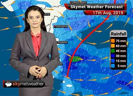 Weather Forecast Aug 17: Heavy flooding rains in Jammu, Himachal, Uttarakhand and Rajasthan