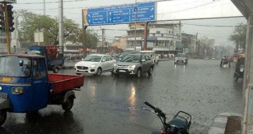 Weather of Madhya Pradesh
