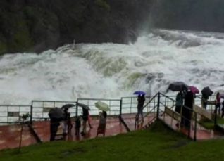 Nilgiris record rainfall