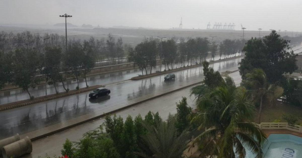 Pakistan Rains