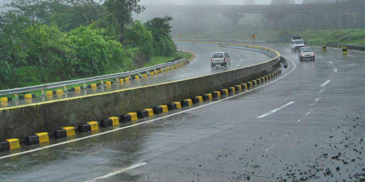 Pune banglore highway