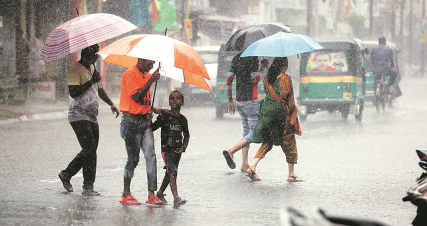 Rain in Ahmedabad