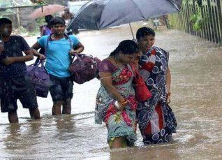 Rain in Chattisgarh