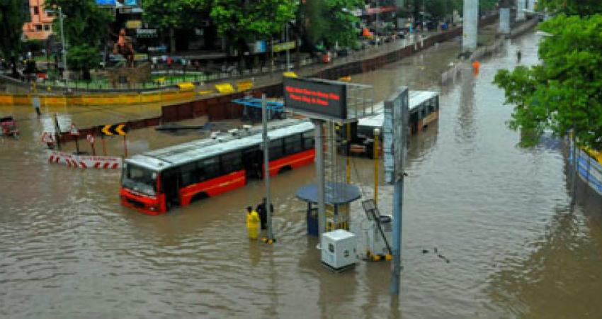 Rain in Nagpur