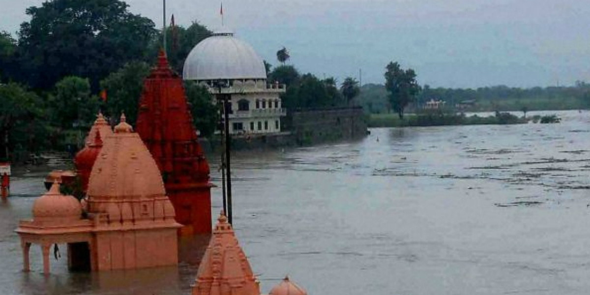 Rain in Ujjain