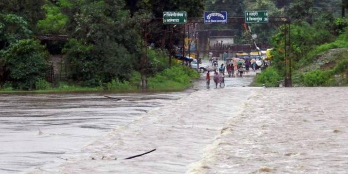 Rain in Vidarbha and Marathwada
