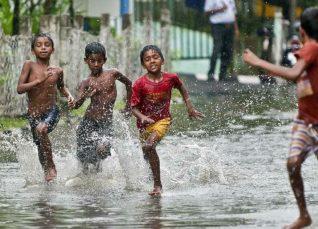 Rain in eastern India china org cn 1200