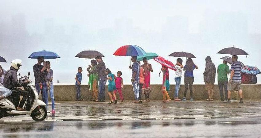 Rainfall in India