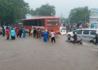 Rajkot Rains
