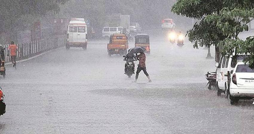 Monsoon Rains in Madhya Pradesh