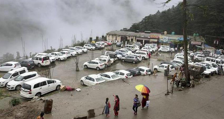 Rain in Himachal Pradesh, Uttarakhand