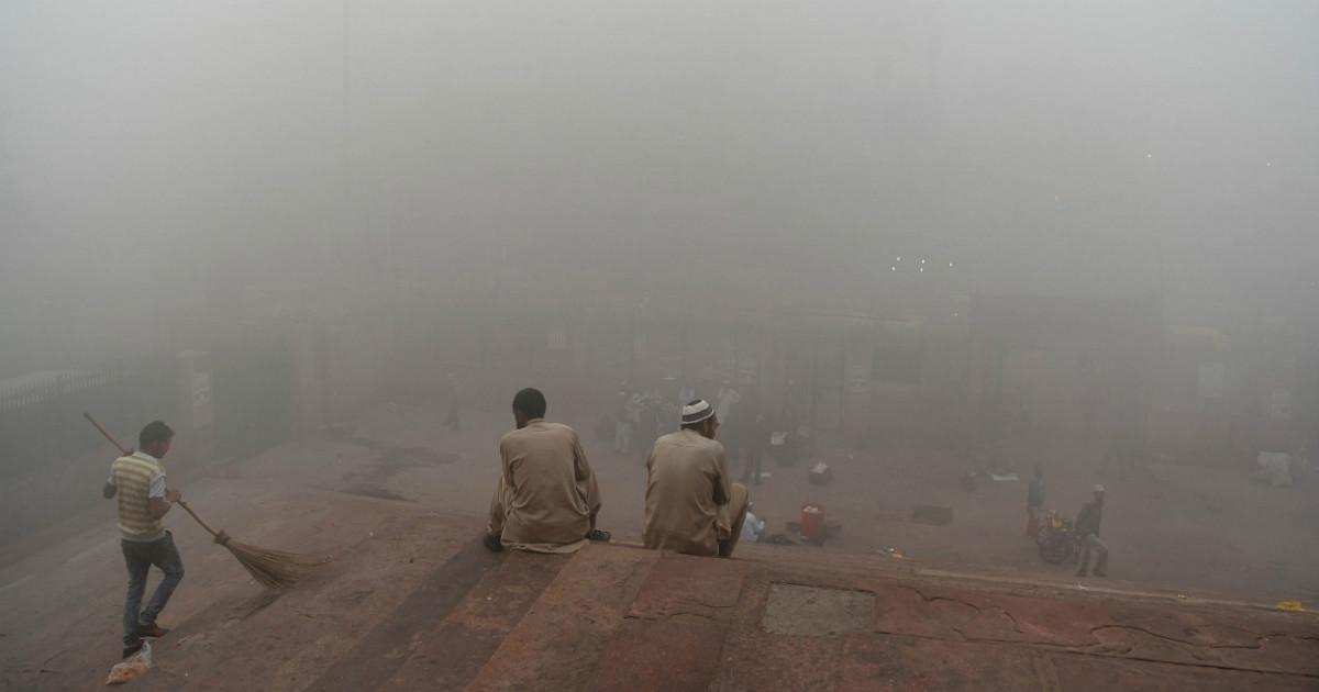 Air Pollution. CPCB