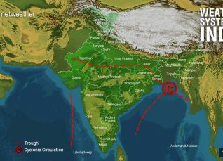 Weather Forecast for August 13 Across India