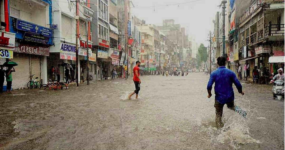 Gujarat Rains Vadodara