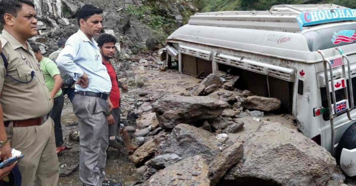 Himachal Pradesh Rains
