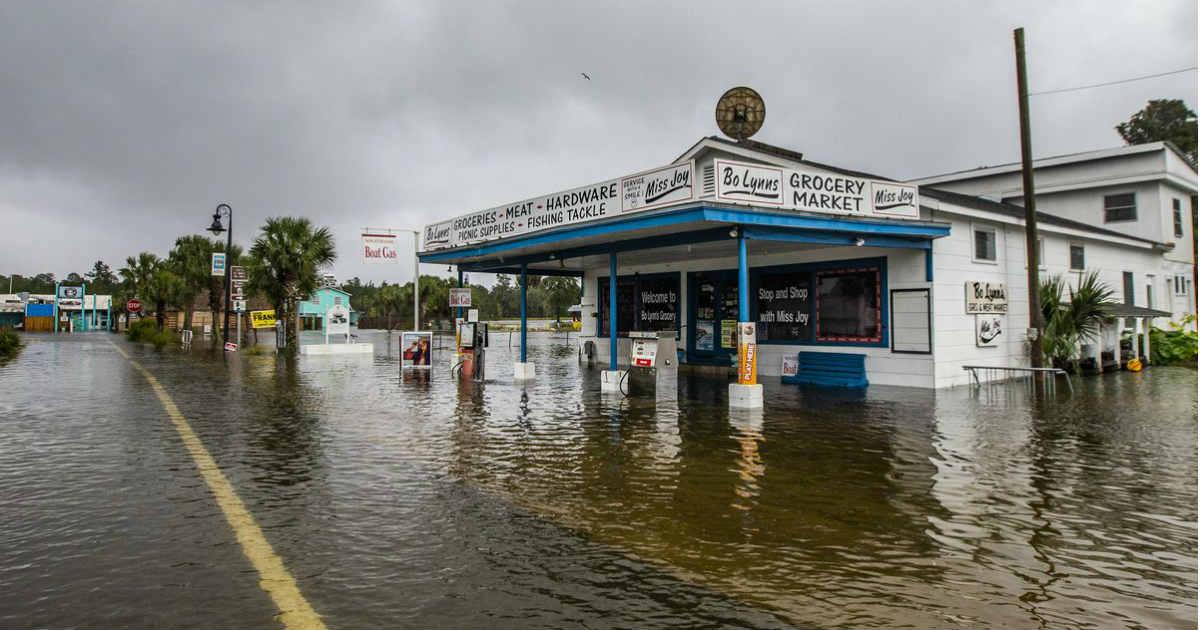 Storm Dorian Florida