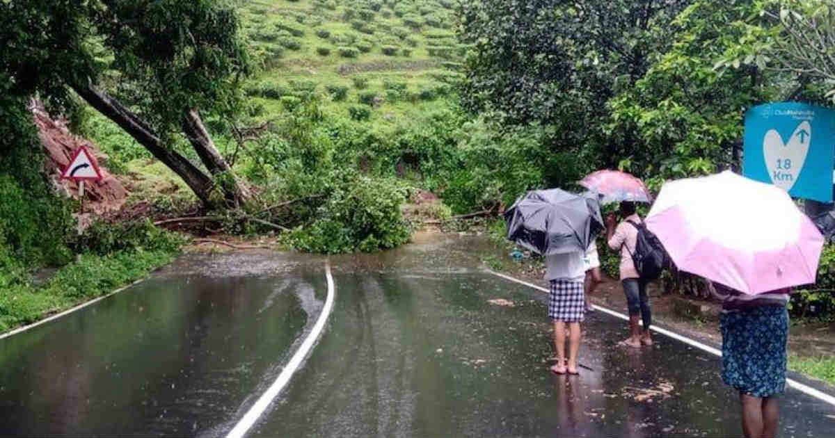 Kerala Rains Landslides