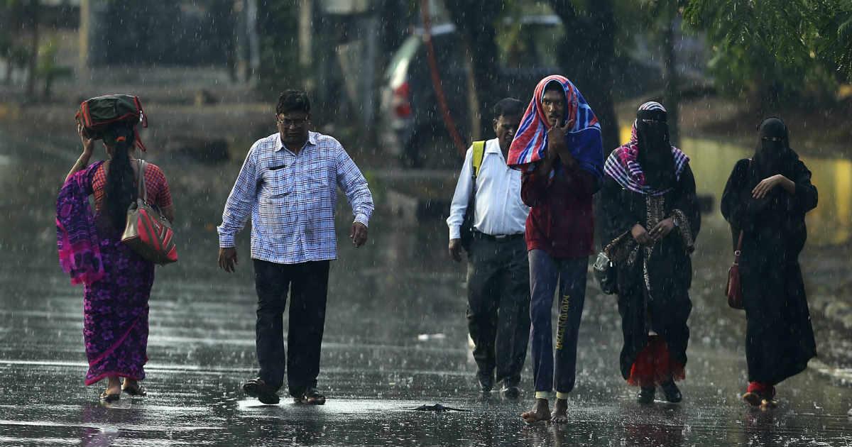 Low-Pressure Area in Bay of Bengal