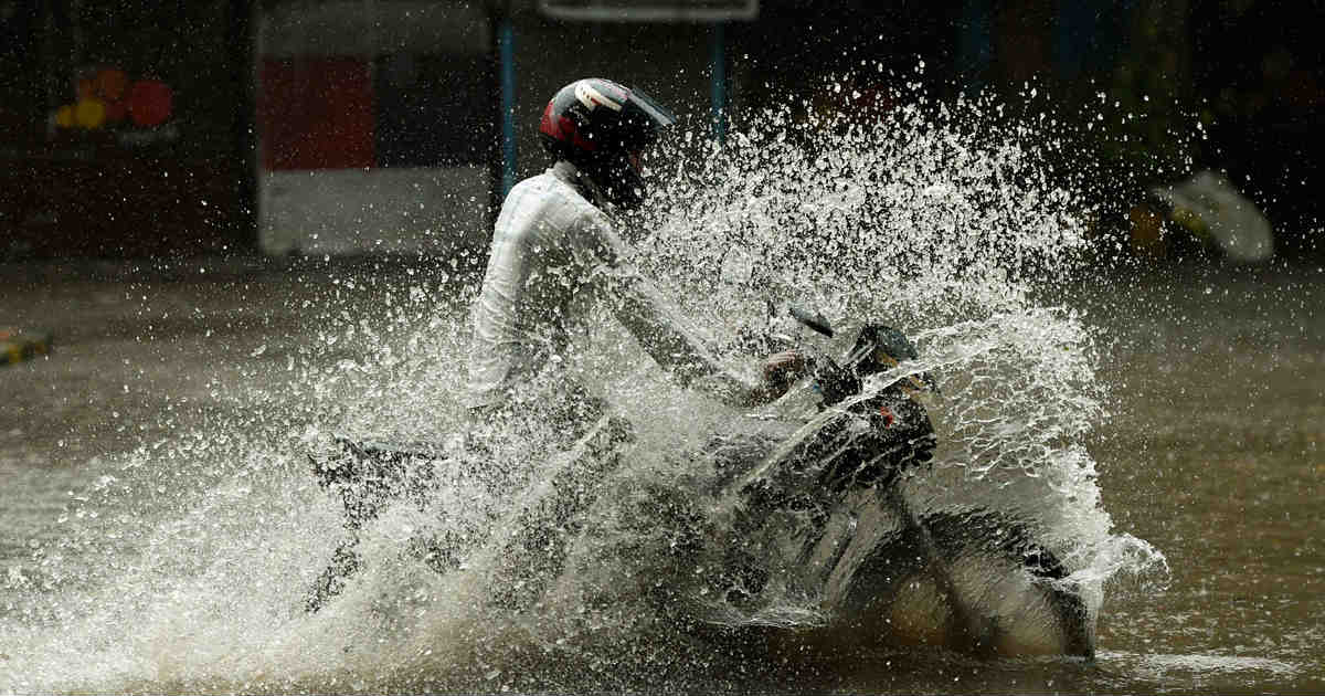Monsoon Withdrawal 2019