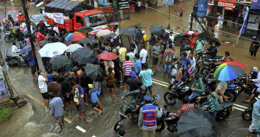 Rain in Andhra Pradesh and Rayalaseema