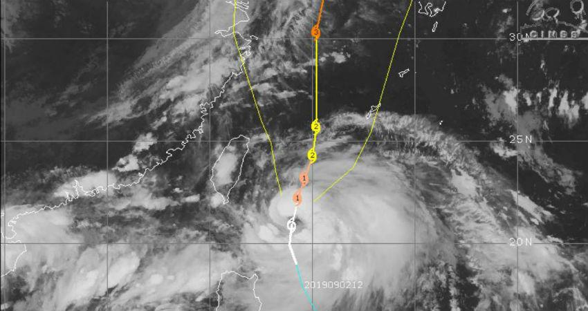 Tropical Storm Lingling