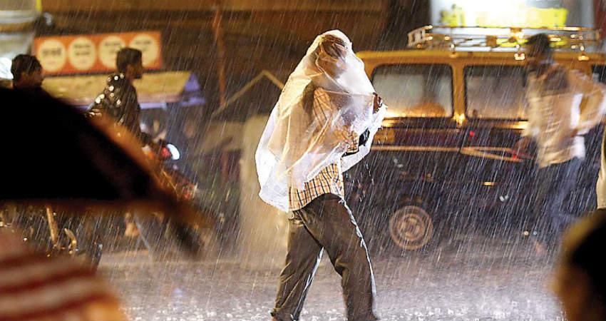 Rainiest September in 102 years